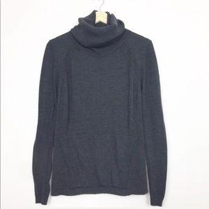 Lululemon | Sweat & Savasana Sweater Dark Gray 8
